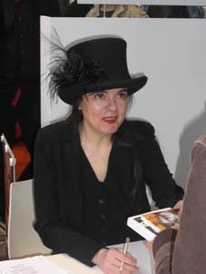 Amélie Nothomb, Bruxelles mars 2010