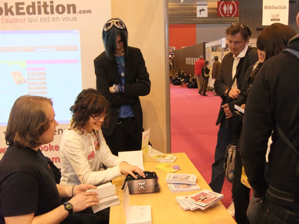 Caly-Chan, Prix d'encouragement des Blogs graphiques TBE à Angoulême 2011