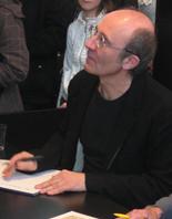Philippe Geluck Bruxelles , mars 2010