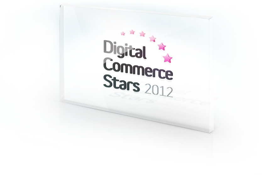 digital commerce stars 2012