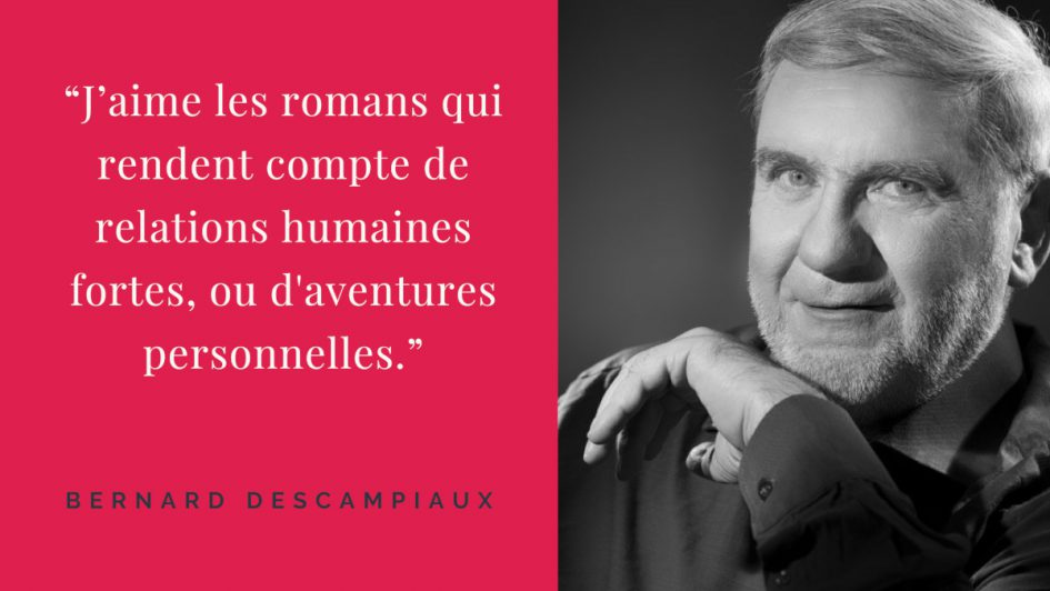 Interview Bernard Descampiaux