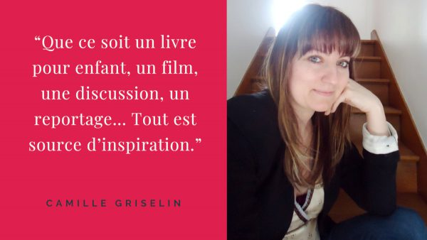 Interview Camille Griselin