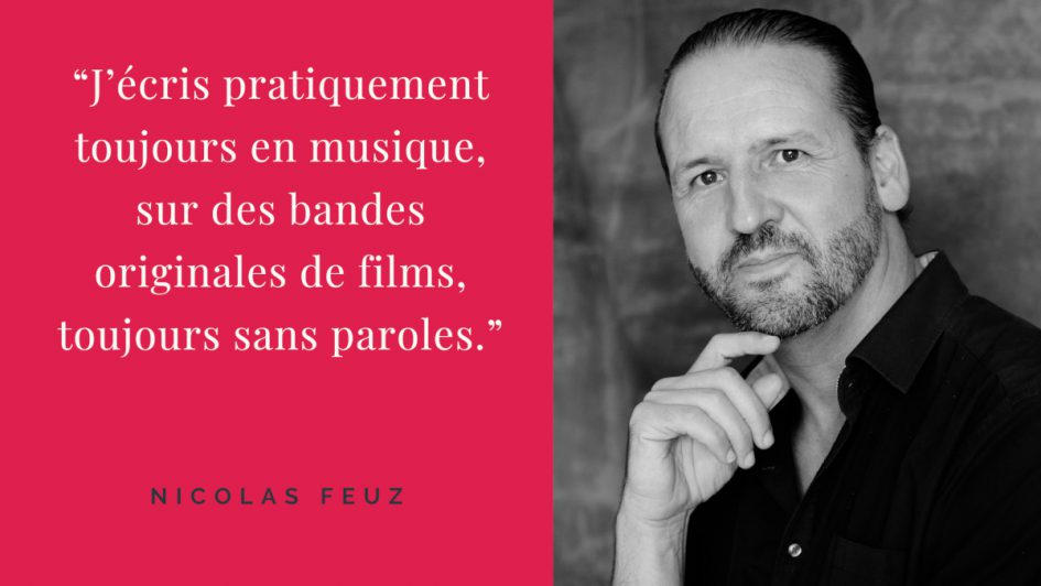 Interview Nicolas Feuz