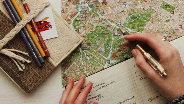 Publier et vendre son carnet de voyage