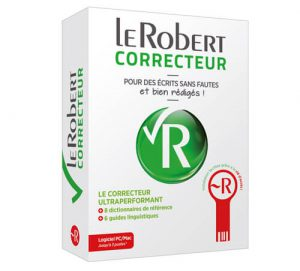 Le Robert Correcteur orthographique